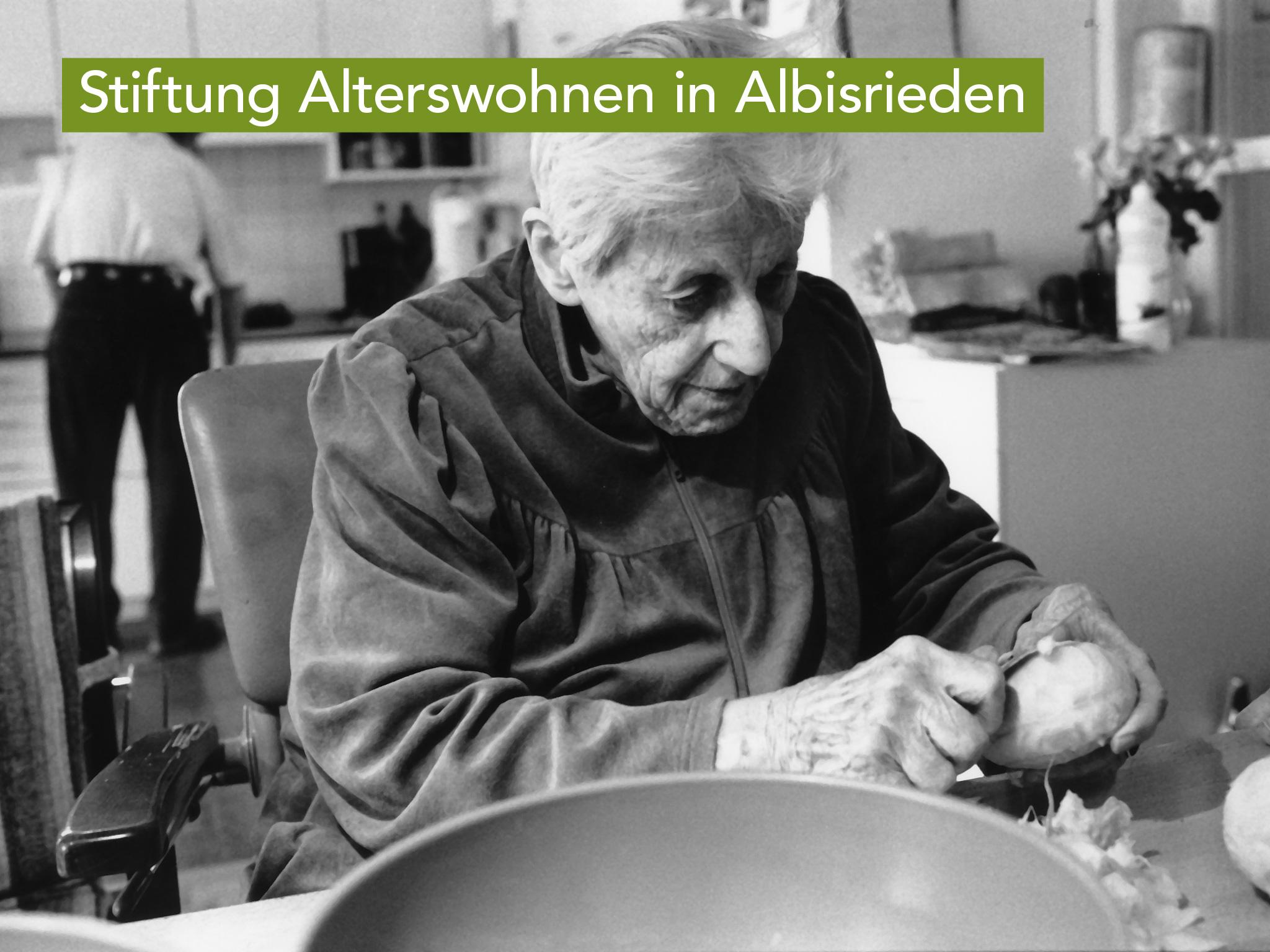 Stiftung Alterswohnen in Albisrieden
