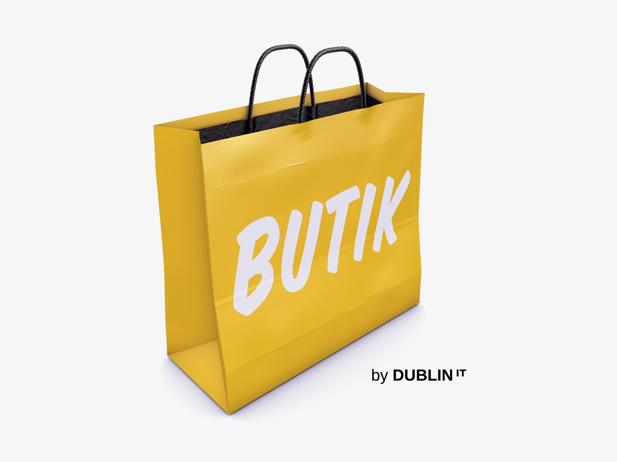 DUBLIN IT – BUTIK, AGENT